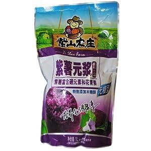 han 紫山 五谷杂粮汁1L 紫薯
