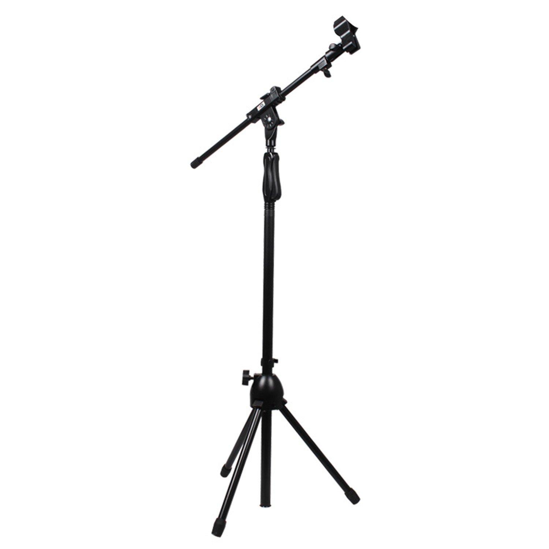 kfw 凯浮蛙 msa-881专业麦克风支架 话筒支架 专业舞台录音棚落地支架