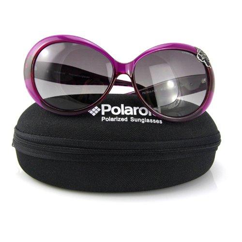 紫色抢购:Polaroid 宝丽来 PD7905时尚偏光太阳镜¥99