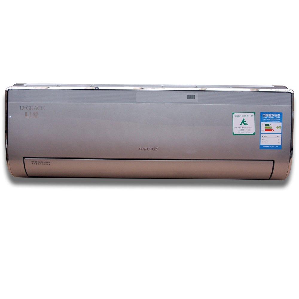 gree 格力1匹冷暖挂式空调kfr-26gw/(26561)ca-2(u雅系列,2级能效,限
