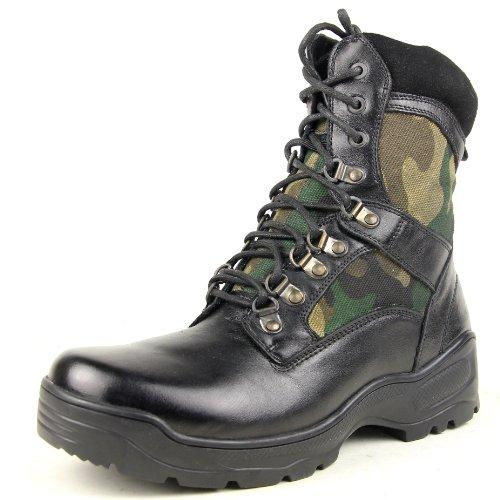 3515 强人 真皮/高腰/美式/511系列/X3515-1/迷彩/帆布/牛皮鞋/特战靴/户外靴