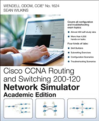 CCNA Routing and Switching 200-120 Network Simulator: Student Version.pdf