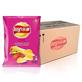 Lay's 乐事 墨西哥鸡汁番茄味 75g*22