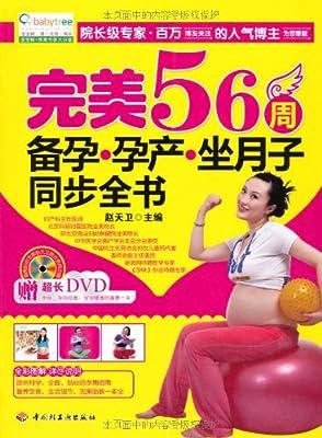 宝宝树:完美56周备孕•孕产•坐月子同步全书.pdf