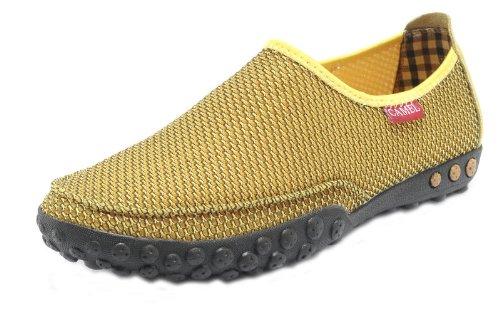 Camel 骆驼 夏季透气新款 男士韩版镂空透气网布鞋休闲鞋 舒适商务流行便鞋 健身鞋 男鞋