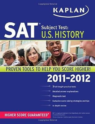 Kaplan SAT Subject Test U.S. History 2011-2012.pdf