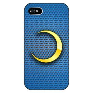 黄色月亮-黄色底 iphone 4/4s
