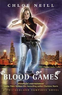 Blood Games: A Chicagoland Vampires Novel.pdf
