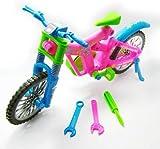 HABIBI 特大号仿真拆装自行车 益智儿童DIY玩具 培养组装能力 锻炼思维能力-图片