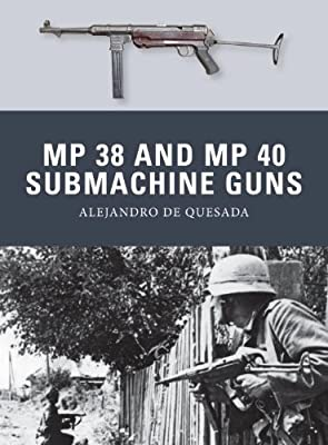 MP 38 and MP 40 Submachine Guns.pdf