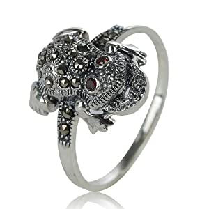 金陵十二钗 复古个性动物造型戒指ljr0008 16
