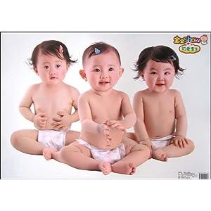 《宝宝show:可爱宝宝》 中国人口出版社【摘要 书评