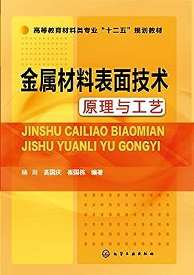 金属材料表面技术原理与工艺.pdf