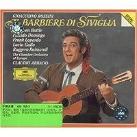 进口CD:罗西尼:歌剧《塞维利亚理发师》