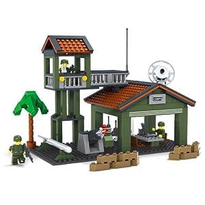 乐高式积木拼装玩具