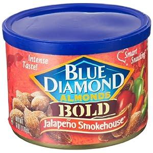 Blue Diamond 蓝钻牌 熏制风味杏仁 170g 多口可选 26.9元(满29元包邮)