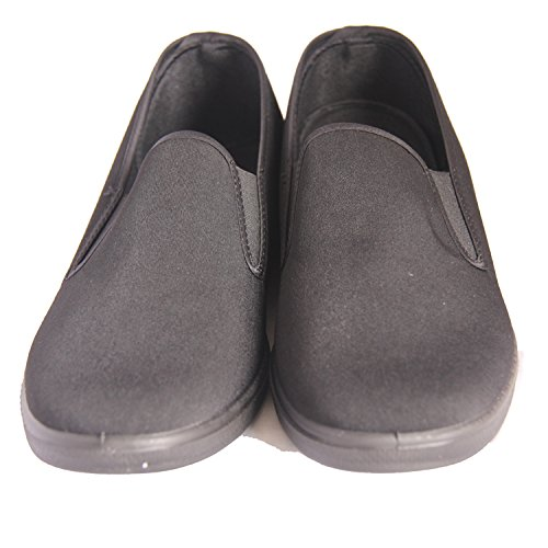 玉兰 老北京 布鞋 传统 软底 防滑 超轻 套脚 一脚蹬 休闲 男 鞋1124-104