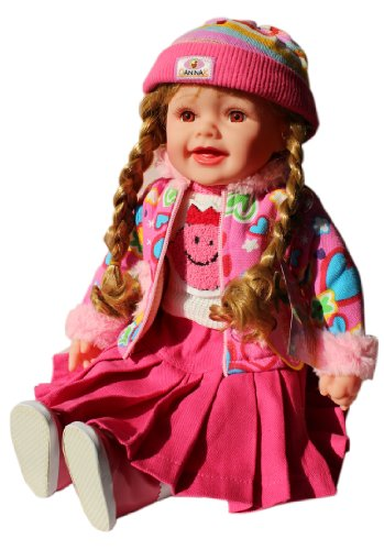 AnnaPrincess安娜语音系列智娃娃年级普及二公主sipin教学设计图片
