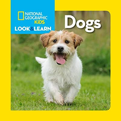 National Geographic Little Kids Look and Learn: Dogs.pdf