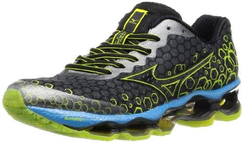 Mizuno 美津浓 顶级缓冲型 WAVE PROPHECY 3 男 跑步鞋 J1GC140002