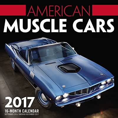 American Muscle Cars 2017: 16 Month Calendar September 2016 Through December 2017.pdf