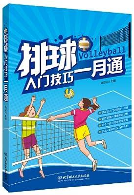 排球入门技巧一月通.pdf