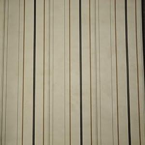 本木 欧式复古墙纸 英伦风格儿童卧室壁纸环保无纺布条纹壁纸ab版搭配