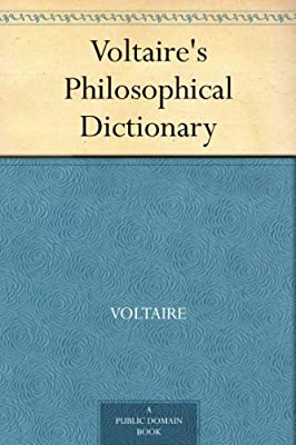 Voltaire's Philosophical Dictionary.pdf