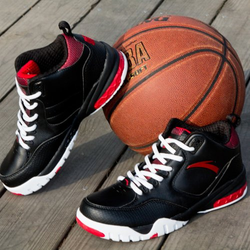 ANTA 安踏 霸道篮球鞋男款运动鞋男子防滑耐磨缓震男鞋11241153AT