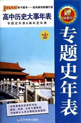 PASS绿卡图书:高中历史大事年表.pdf