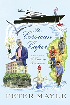 The Corsican Caper: A novel.pdf