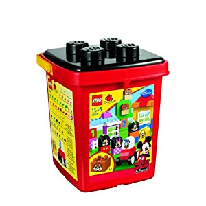 限时抢购LEGO 乐高 得宝主题系列 米老鼠和朋友们 L10531 ¥279