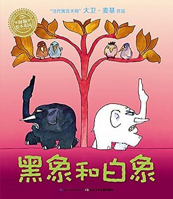 海豚绘本花园:黑象和白象.pdf