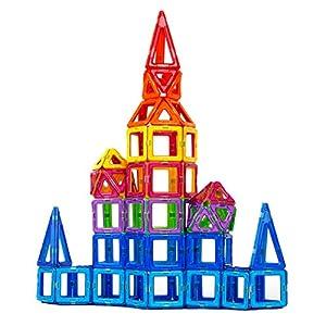 儿童益智磁力片玩具3岁以上