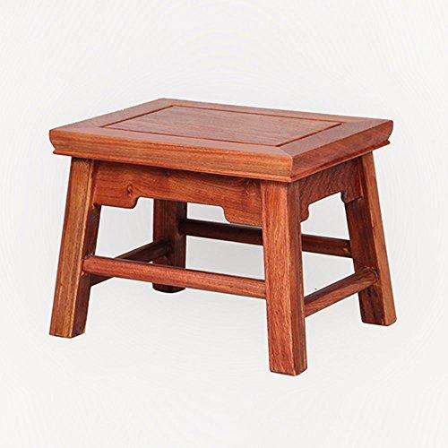 龙上龙 红木小板凳实木小方凳子小木凳小凳子缅甸花梨木矮凳茶几凳图片