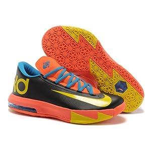 杜兰特6代5代篮球鞋kd6气垫透气