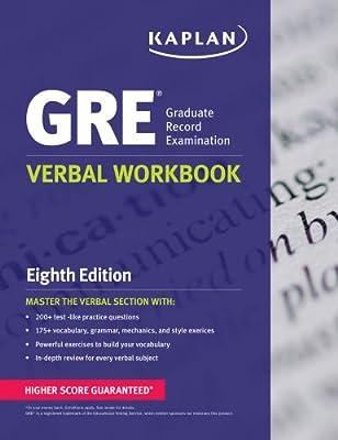 GRE® Verbal Workbook.pdf