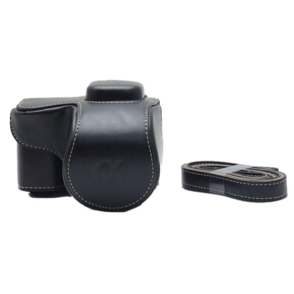 5t包 微单皮套相机包(适用16-50镜头或定焦头)索尼微单nex-5t相机包