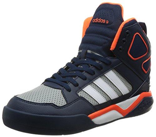 adidas NEO 阿迪达斯运动生活 BASKETBALL 男 休闲篮球鞋BB95 MID