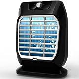 孙小圣 LED节能灭蚊器 小太阳灭蚊灯 灭蚊器婴儿家用无辐射静音灭蚊灯光触媒吸入式杀蚊子灯GL-K5 (黑色)-图片