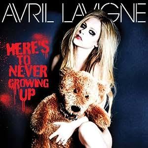 艾薇儿 Avril Lavigne:拒绝长大 Here's To Never Growing Up(CD 独家附送艾薇儿精美海报)