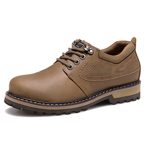 Camel Active 骆驼动感 新款户外运动休闲鞋 流行男鞋 英伦风 大头鞋 男士皮鞋 板鞋 皇B6998
