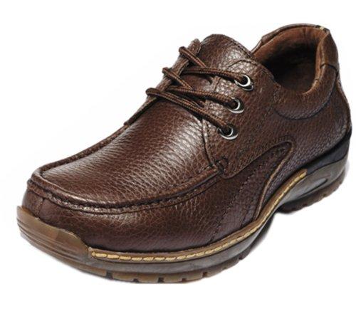 骆驼 CAMEL 商务男款系列 稳健有力 稳重朴实 触感细腻 潮流新款 时尚率性 户外潮流款 男鞋