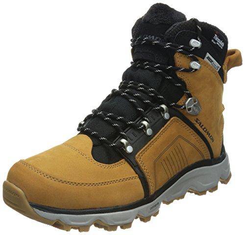 Salomon 萨洛蒙 男 徒步鞋SHOES SWITCH 2 TS CS WP SAND/BK/ALU  366433
