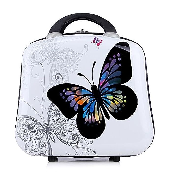 拉杆行李箱可爱韩国小旅行箱迷你手提箱女化妆包箱包