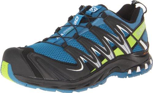 Salomon 萨洛蒙 SHOES XA PRO 3D  男 跑步鞋 356797 深蓝色 41(1/3) (UK 7.5)