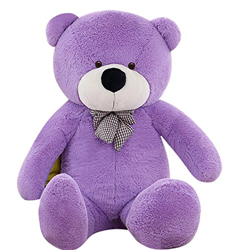 趣萌 卡通毛绒玩具 领结泰迪熊抱抱熊布娃娃公仔可爱女生情侣玩具熊