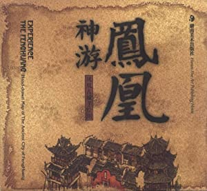 神游凤凰:凤凰古城手绘图/时飞-图书-亚马逊