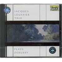 进口CD:爵士三重奏演奏德彪西印象派作品