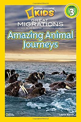 National Geographic Readers Great Migrations: Amazing Animal Journeys.pdf